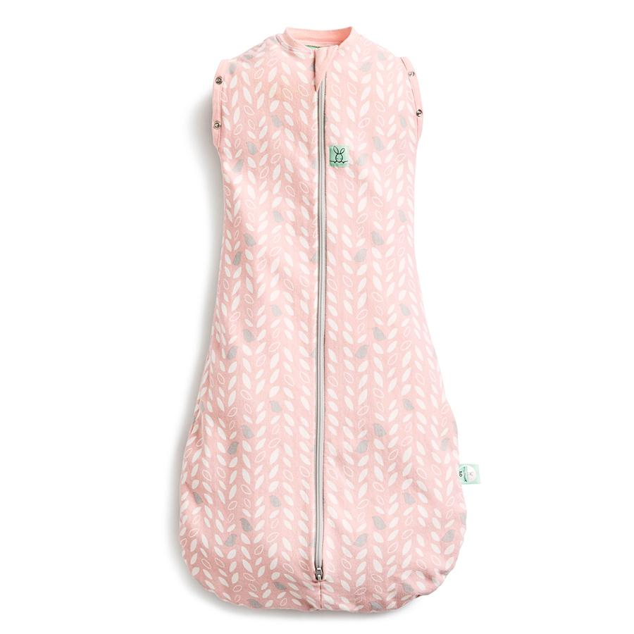 Cocoon Swaddle Bag 0.2 tog (Spring Leaves)
