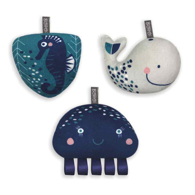 Whale of a Time Toy Set (3 Pieces)