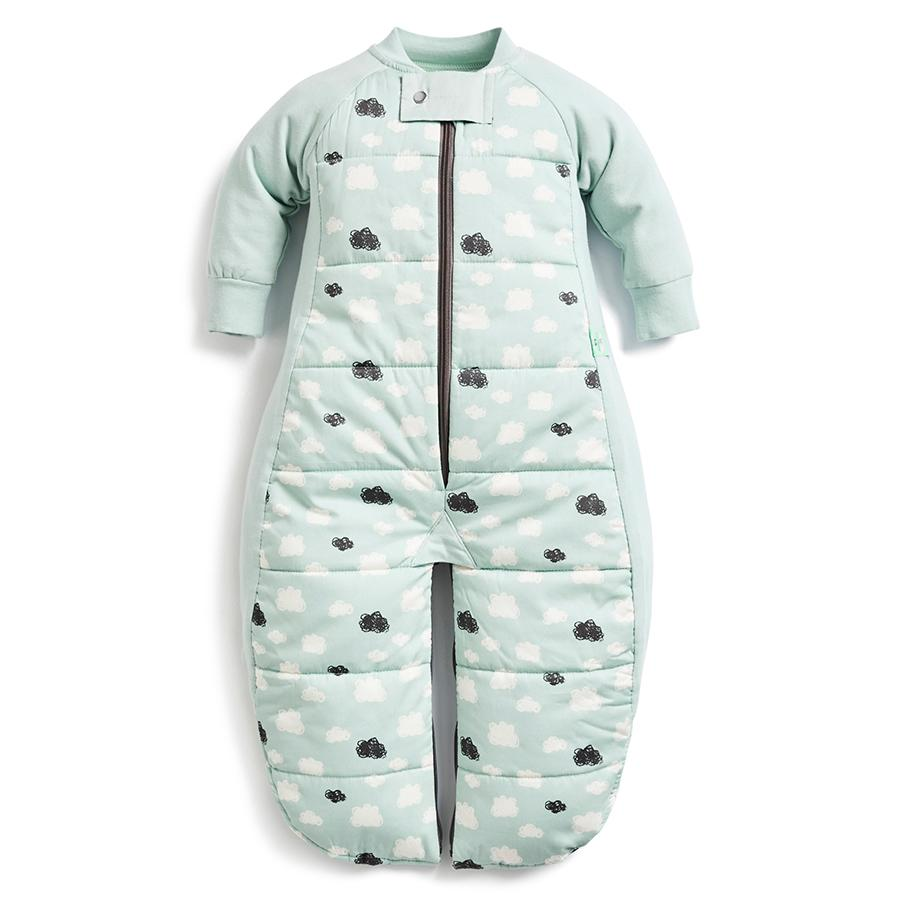 Sleep Suit Bag 2.5 tog (Mint Clouds)