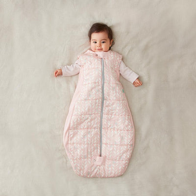 Sheeting Sleeping Bag 2.5 tog (Spring Leaves)