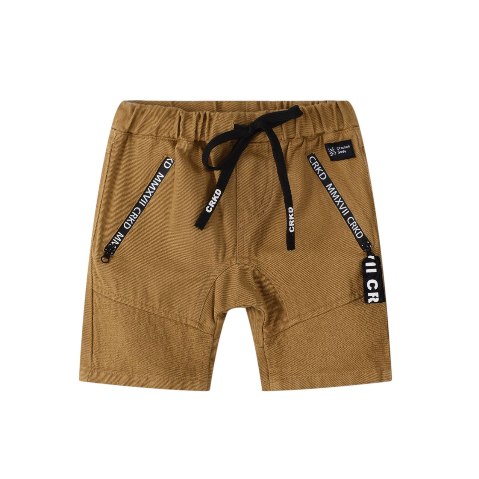 Jax Detailed Shorts