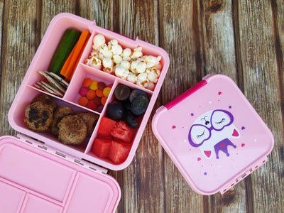 Bento Two Lunch Box (Kitty)