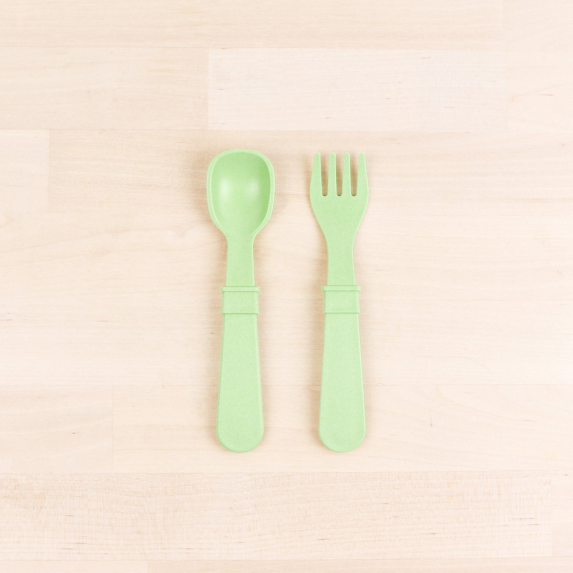 Fork and Spoon (Leaf)