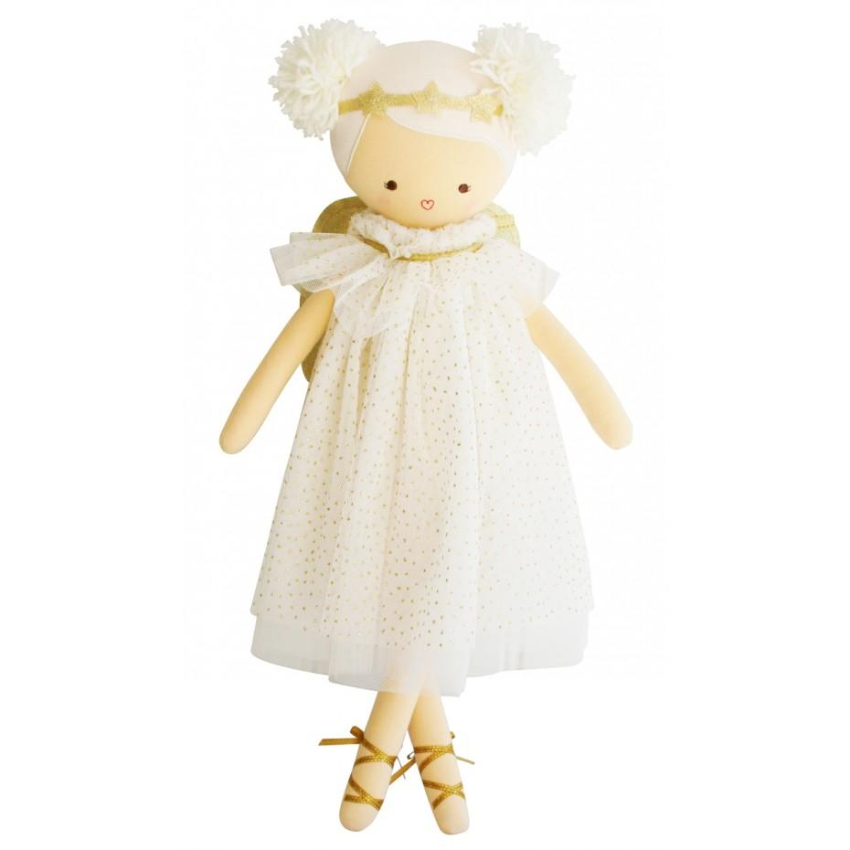 Angel Doll (Gold Sparkle)