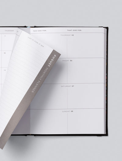 2021 Castle x Write to Me Weekly Planner