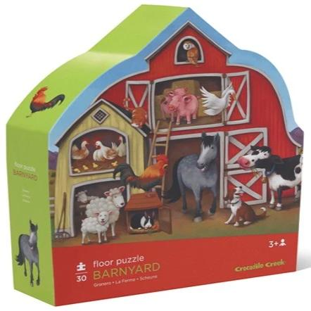 Barnyard Puzzle (36 Pieces)