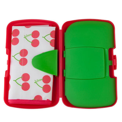 Diaper Wallet (Cherry Delight)