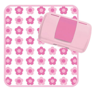 Diaper Wallet (Flower Power)