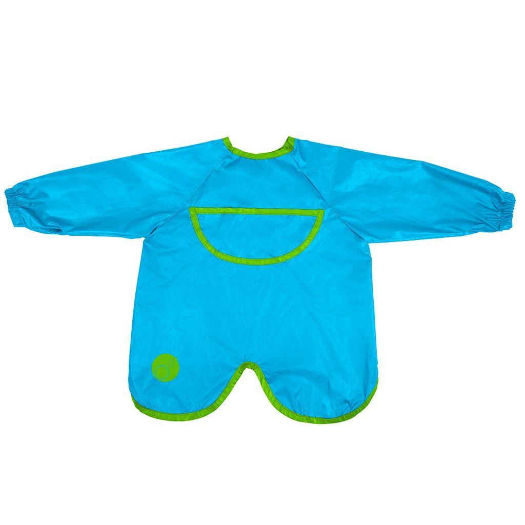 Smock Bib (Ocean Breeze)
