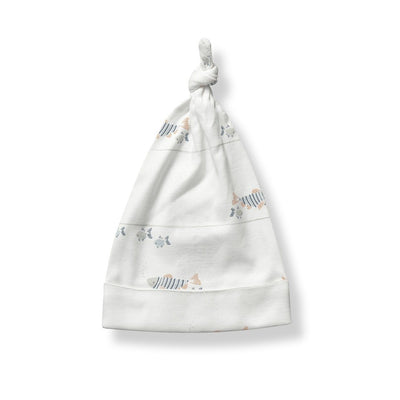 Water Baby Knotted Hat