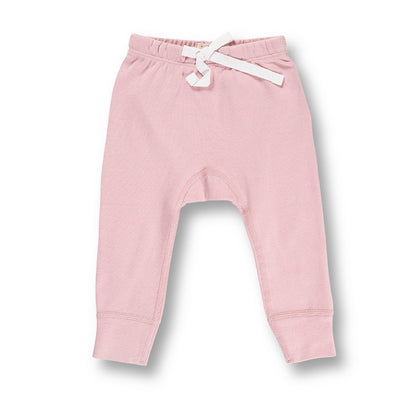 Pink Bloom Heart Pants