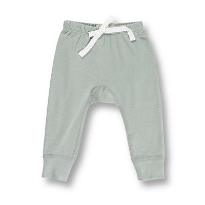 Wooden Grey Heart Pants