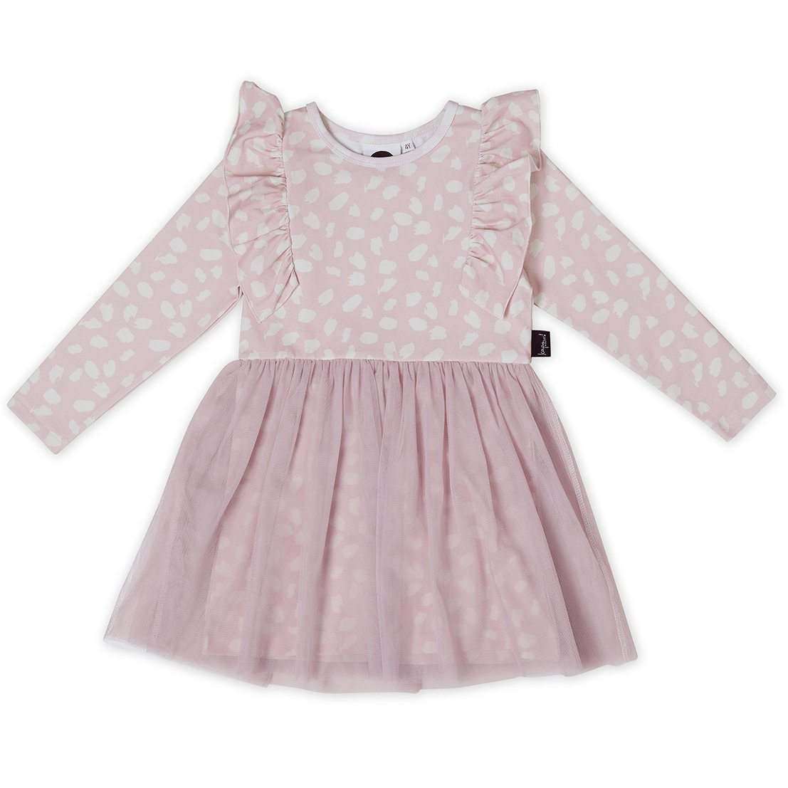 Marshmallow Tutu Dress