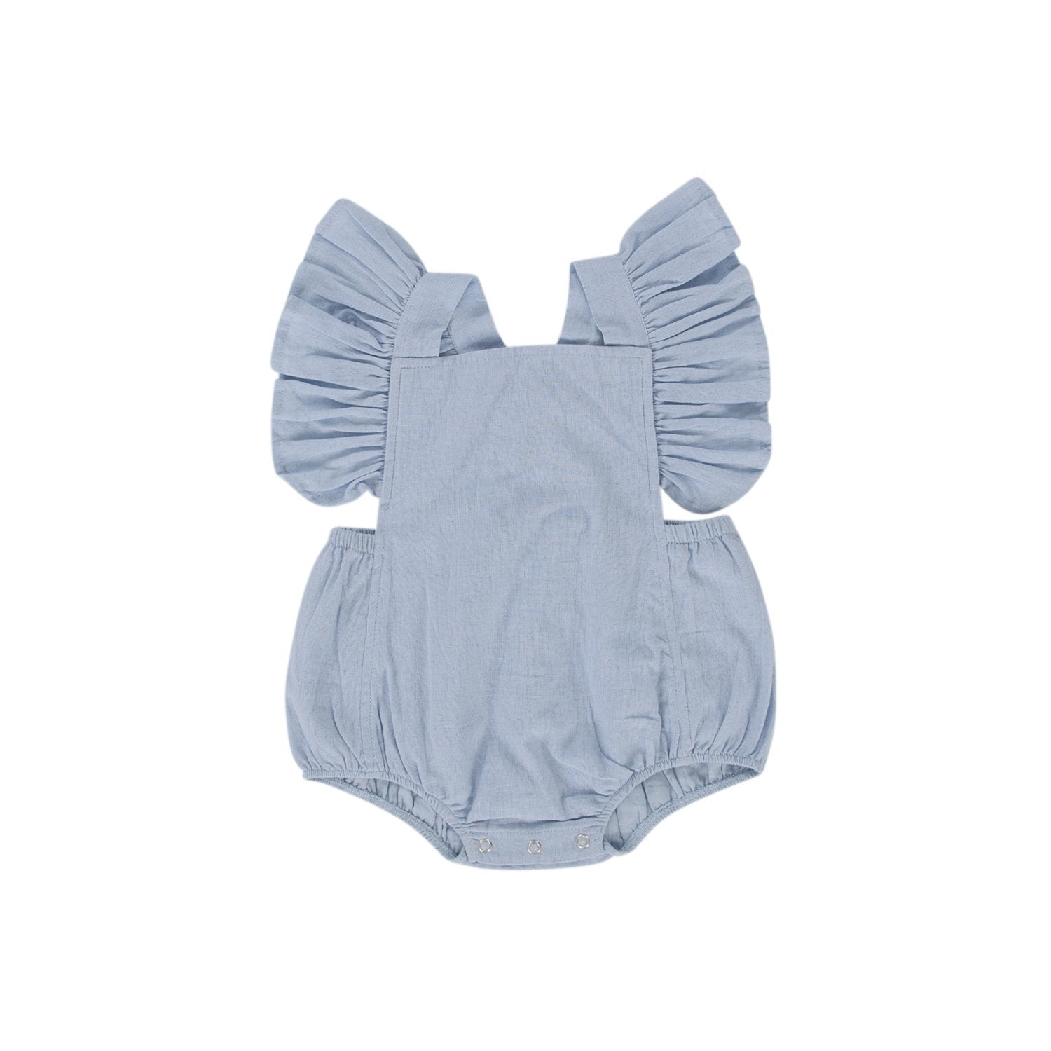 Ling Playsuit (Winter Sky)