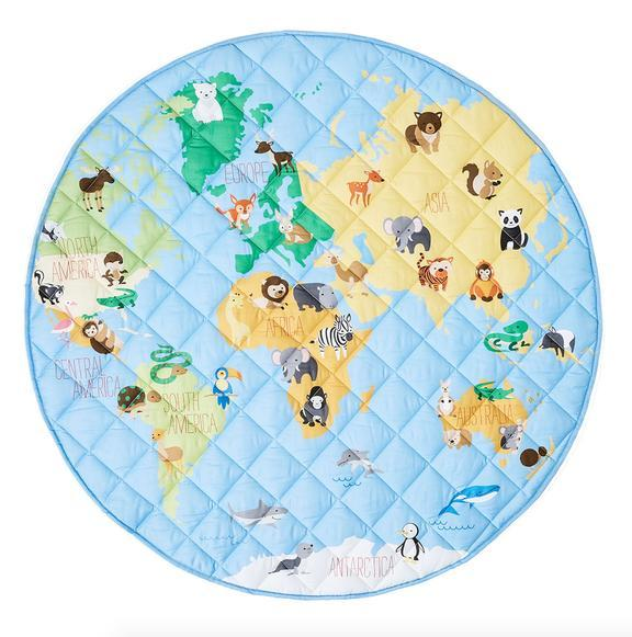 Animal World Playmat