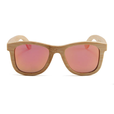 Ada Sunglasses (Metallic Yellow)