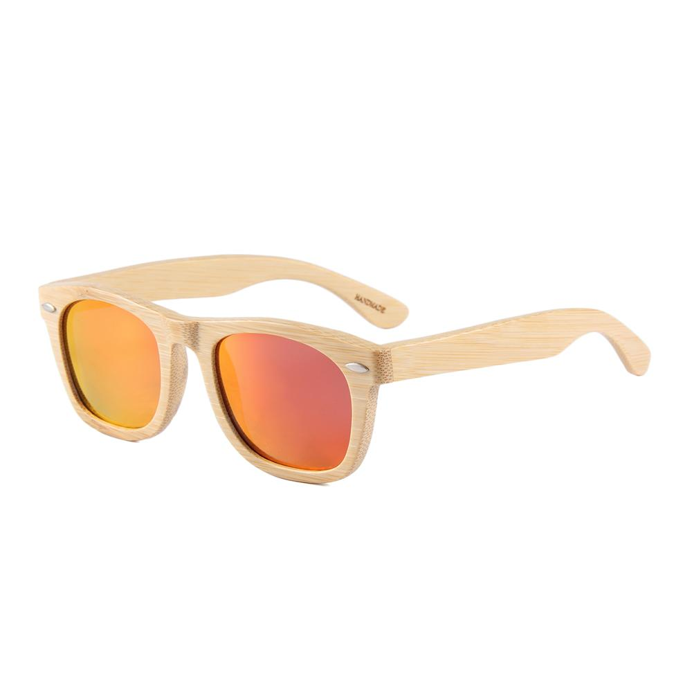 Immy Sunglasses (Metallic Orange)