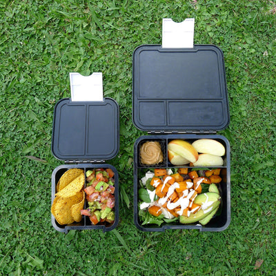 Bento Two Lunch Box (White Cross)
