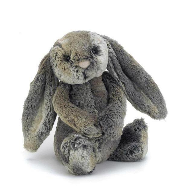 Bashful Cottontail Bunny (Small)