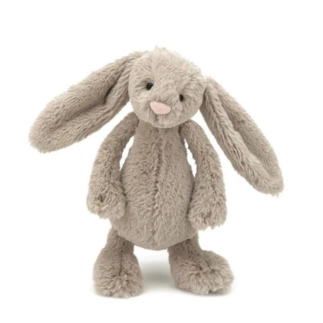 Bashful Beige Bunny (Small)