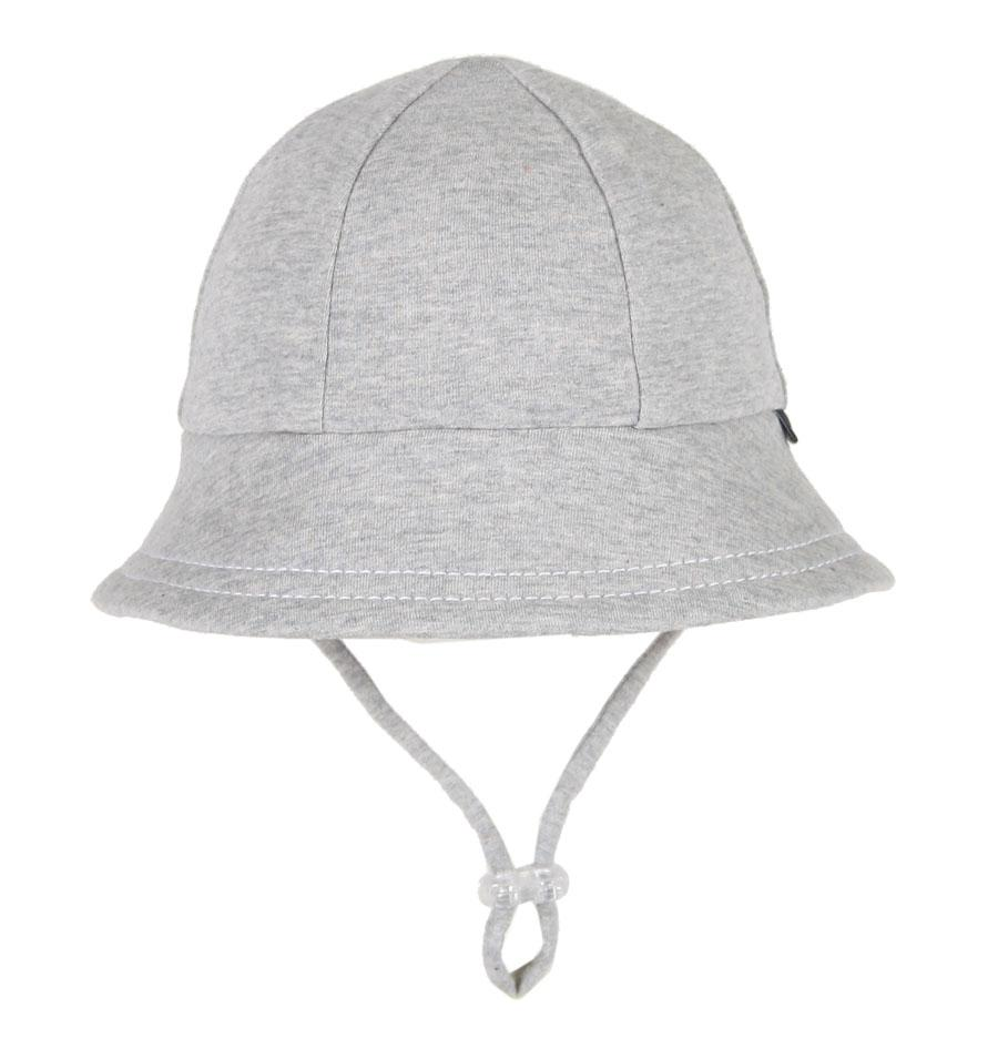 Baby Bucket Hat (Grey Marle)