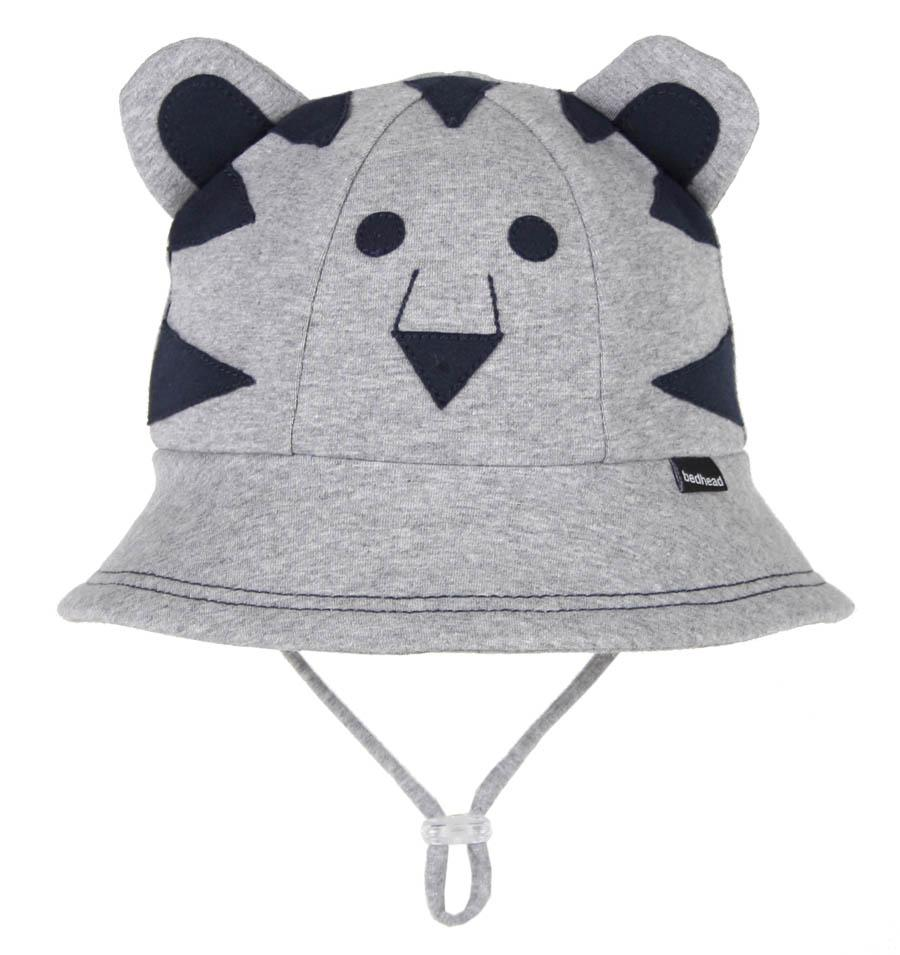 Lil Tiger Bucket Hat (Grey)