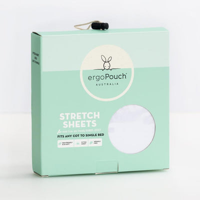 Bamboo Stretch Sheet (Natural)