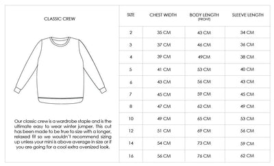 Easy Tiger Repeat Jumper