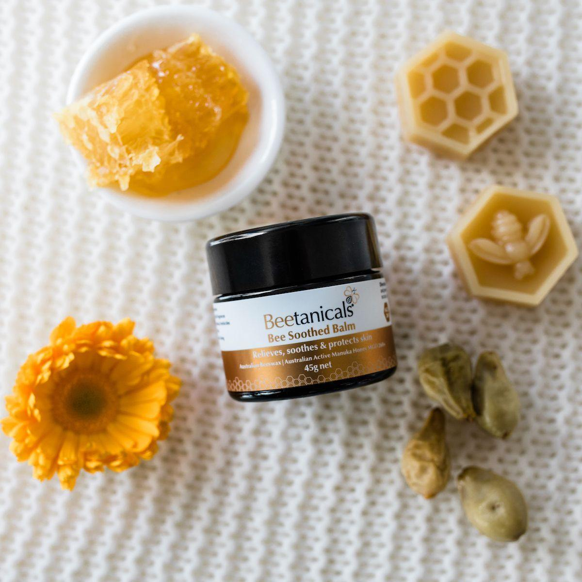 Bee Soothed Balm
