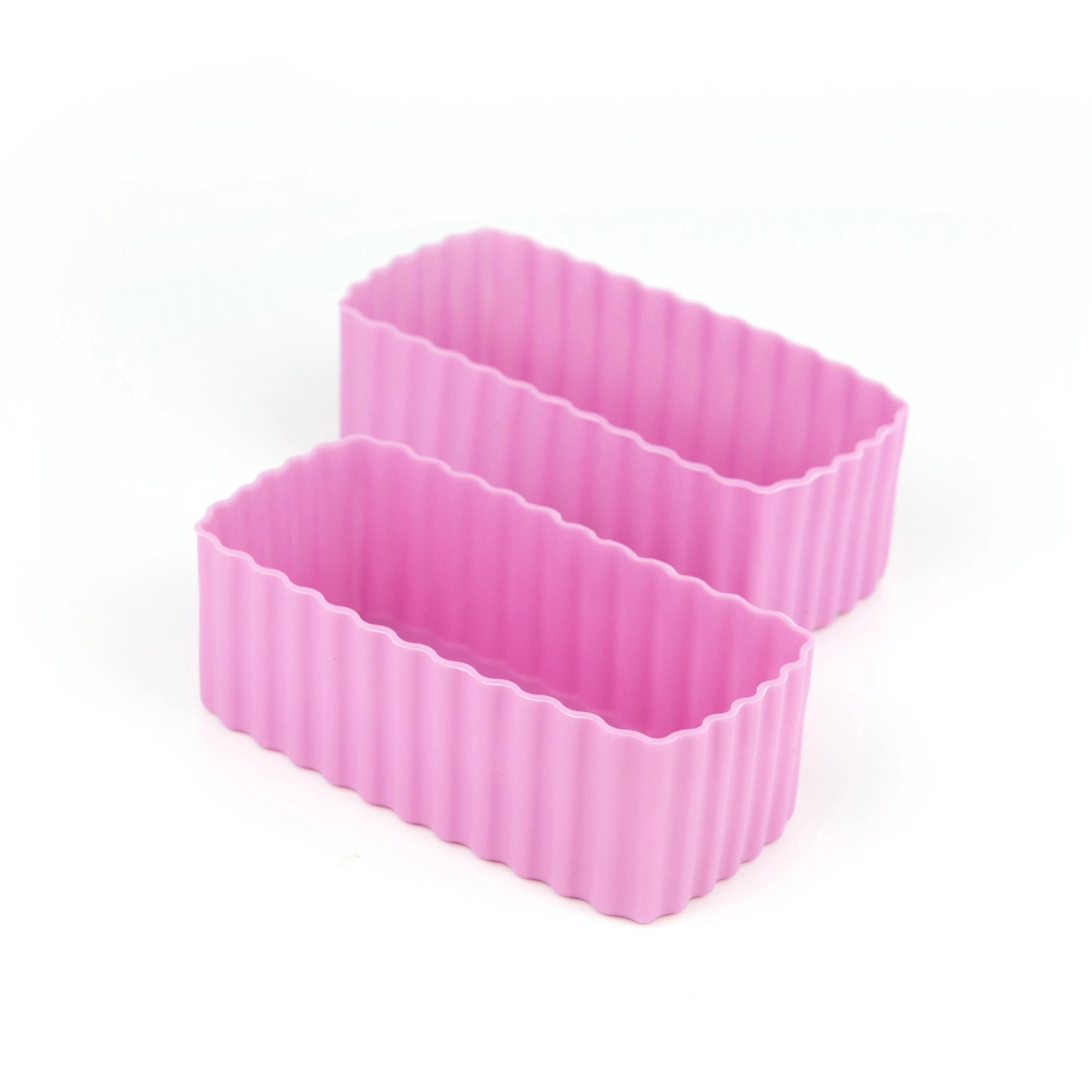 Bento Rectangle Cups (Pink)