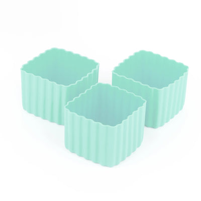 Bento Square Cups (Mint)