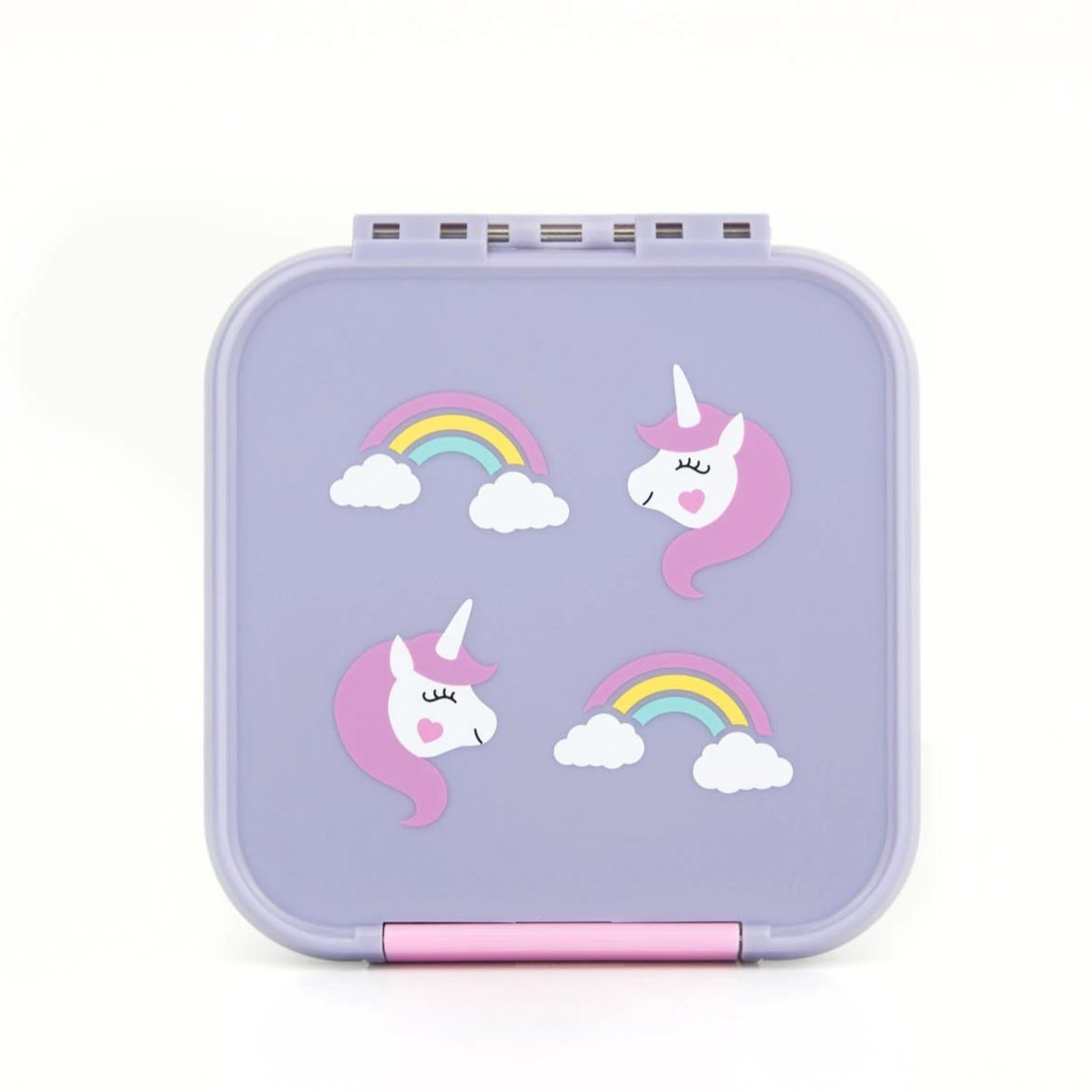 Bento Two Lunch Box (Unicorn)