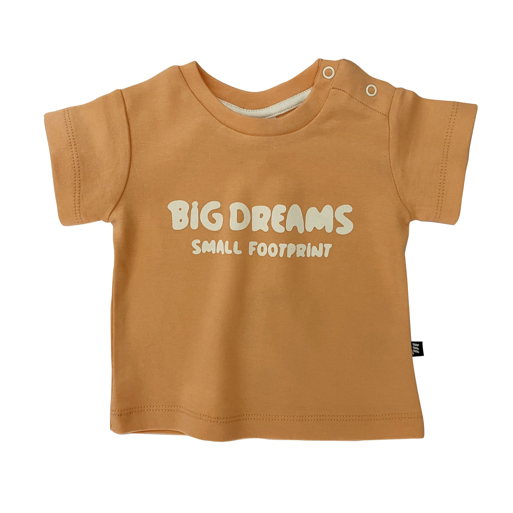 Big Dreams Tee (Retro Peach)