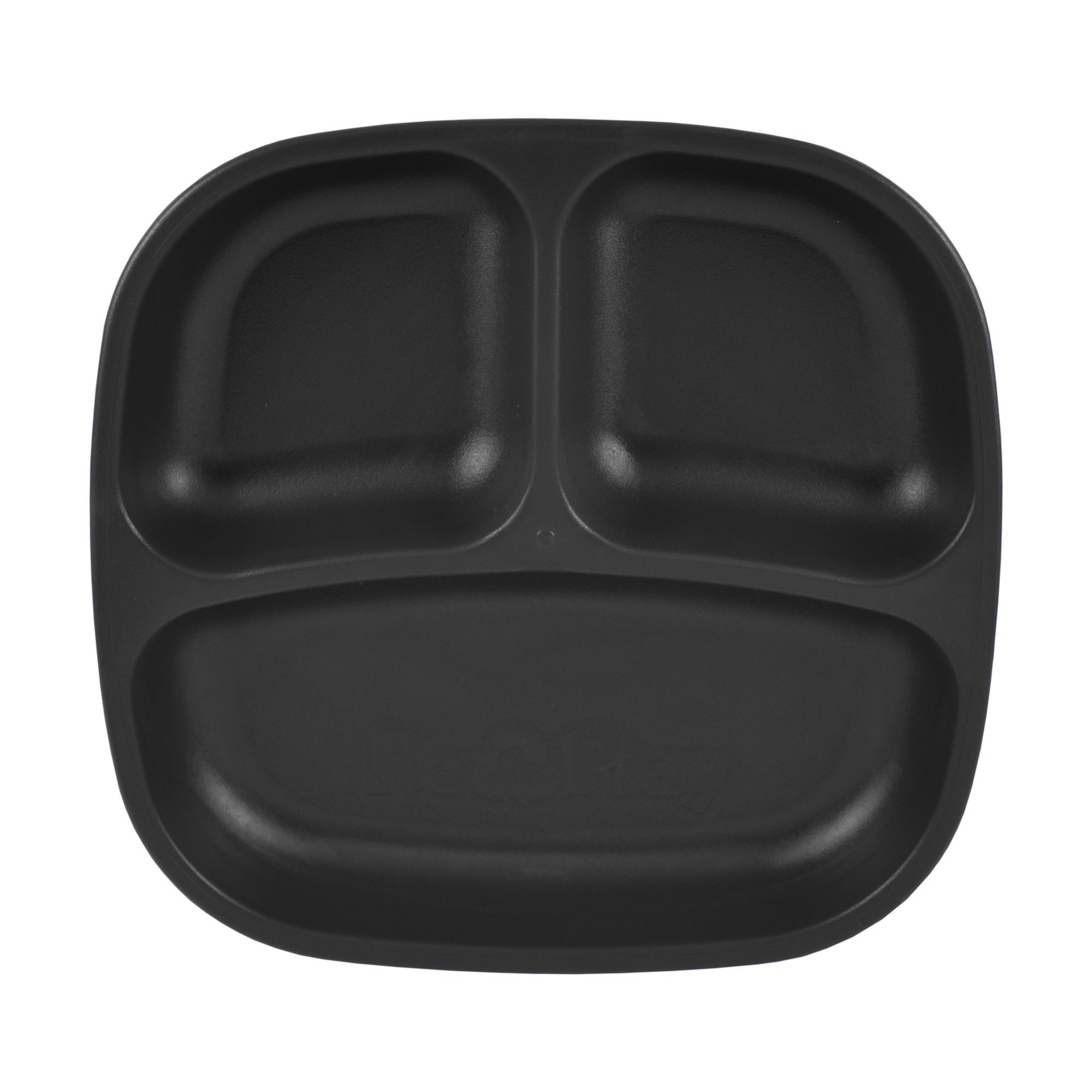 Divided Plate (Black)