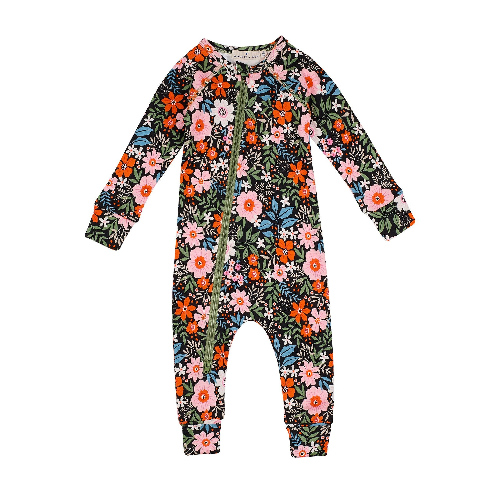 Bloom Zipsuit