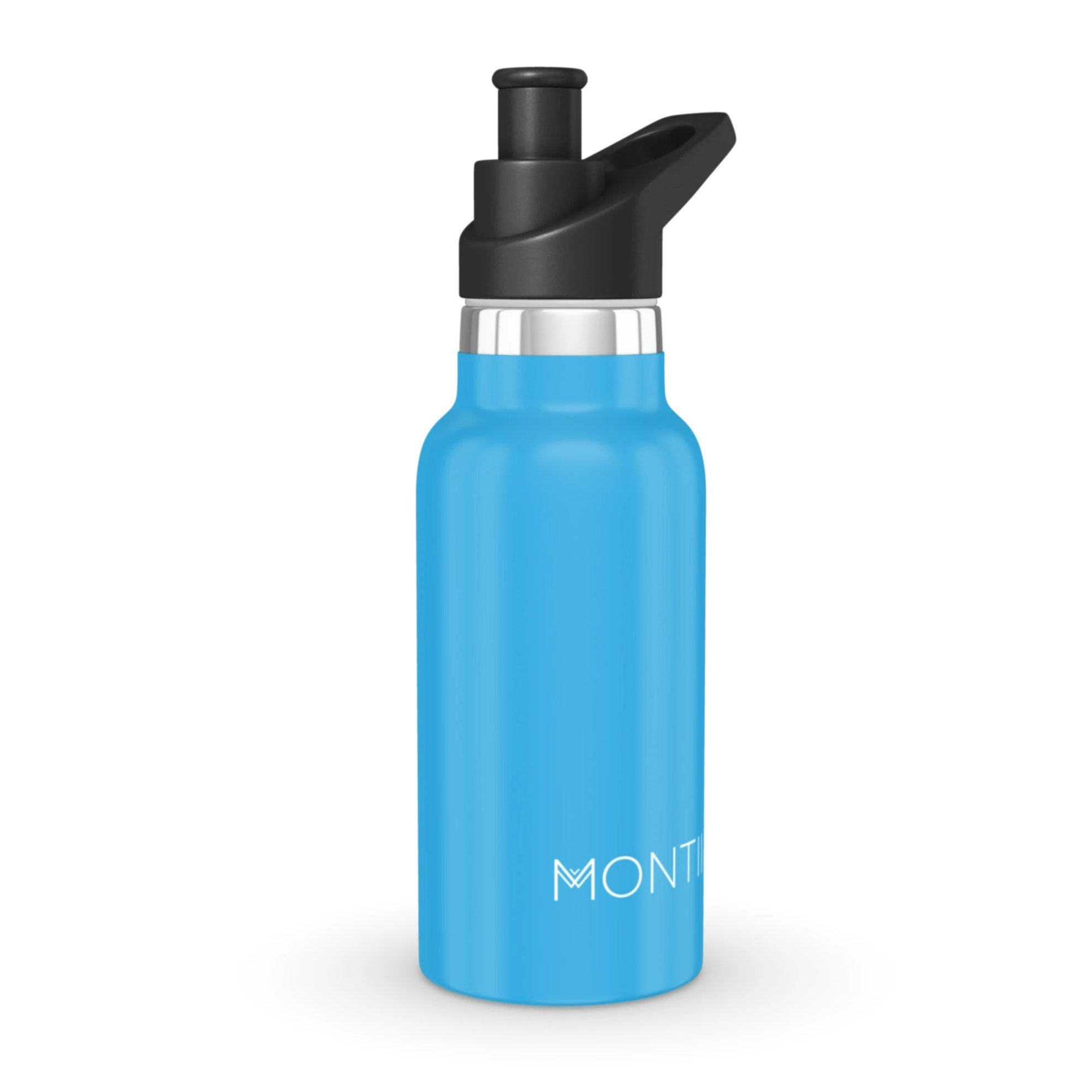Mini Drink Bottle (Blue)