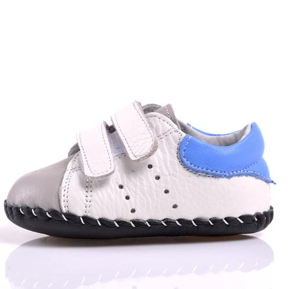 Classic Velcro Trainers (Blue/White)