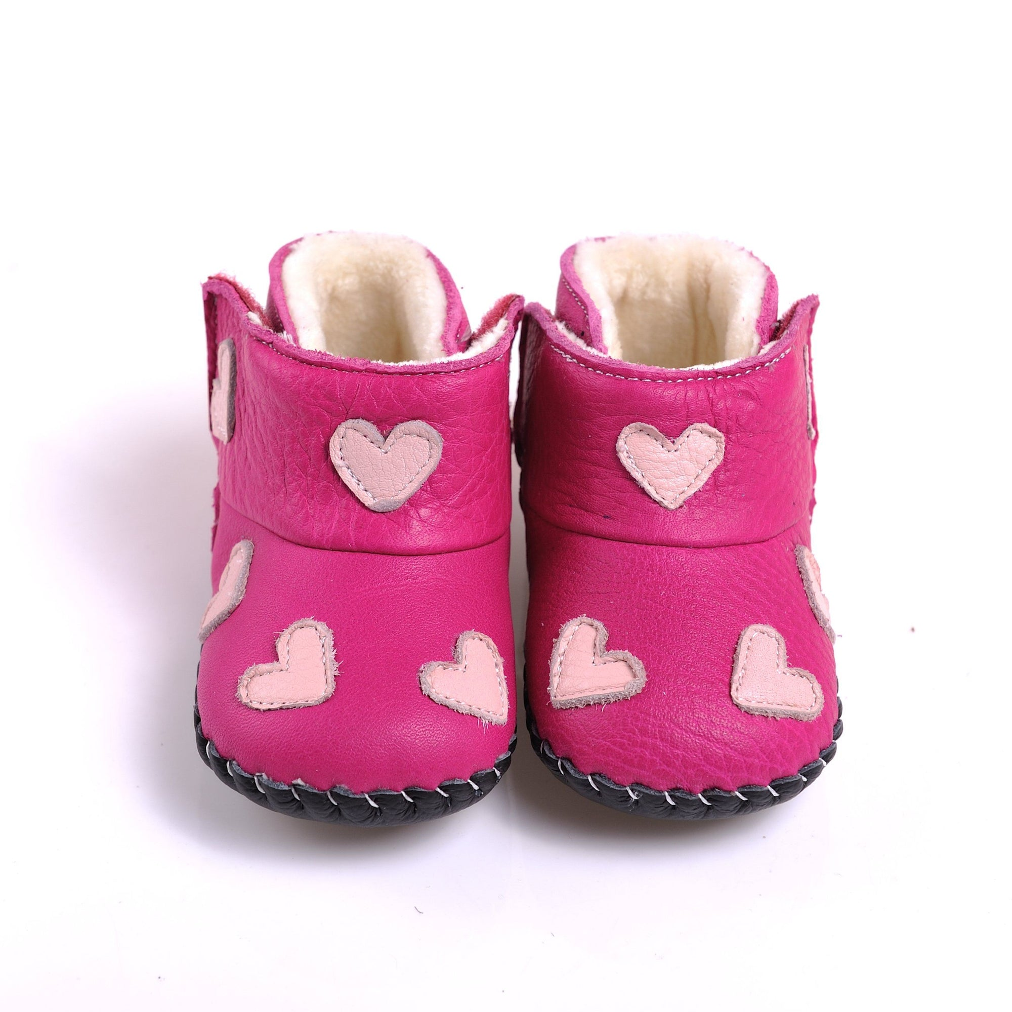 Sweetheart Fur Boots