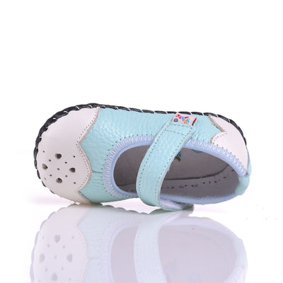 Snowflake Mary Janes (Mint)