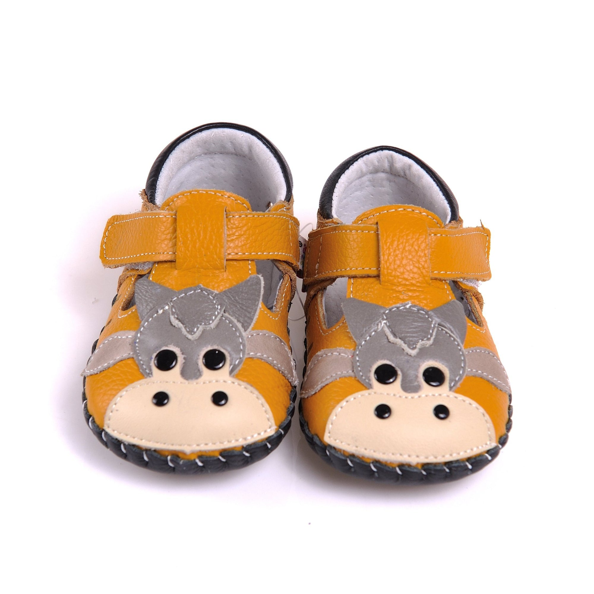 Little Cow Sandals (Brown)
