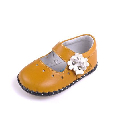 Dainty Flower Mary Janes