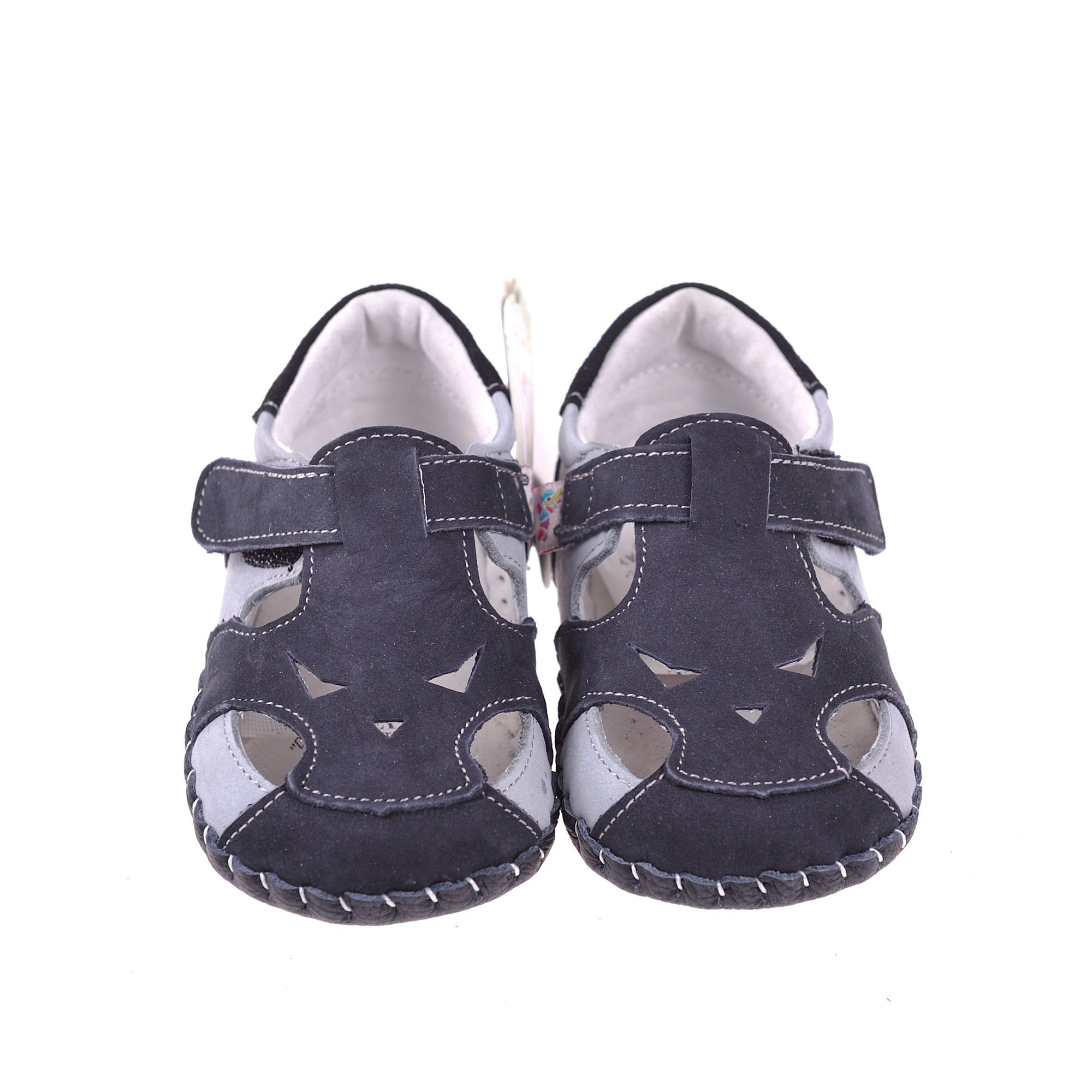 Little Face Sandals (Navy)