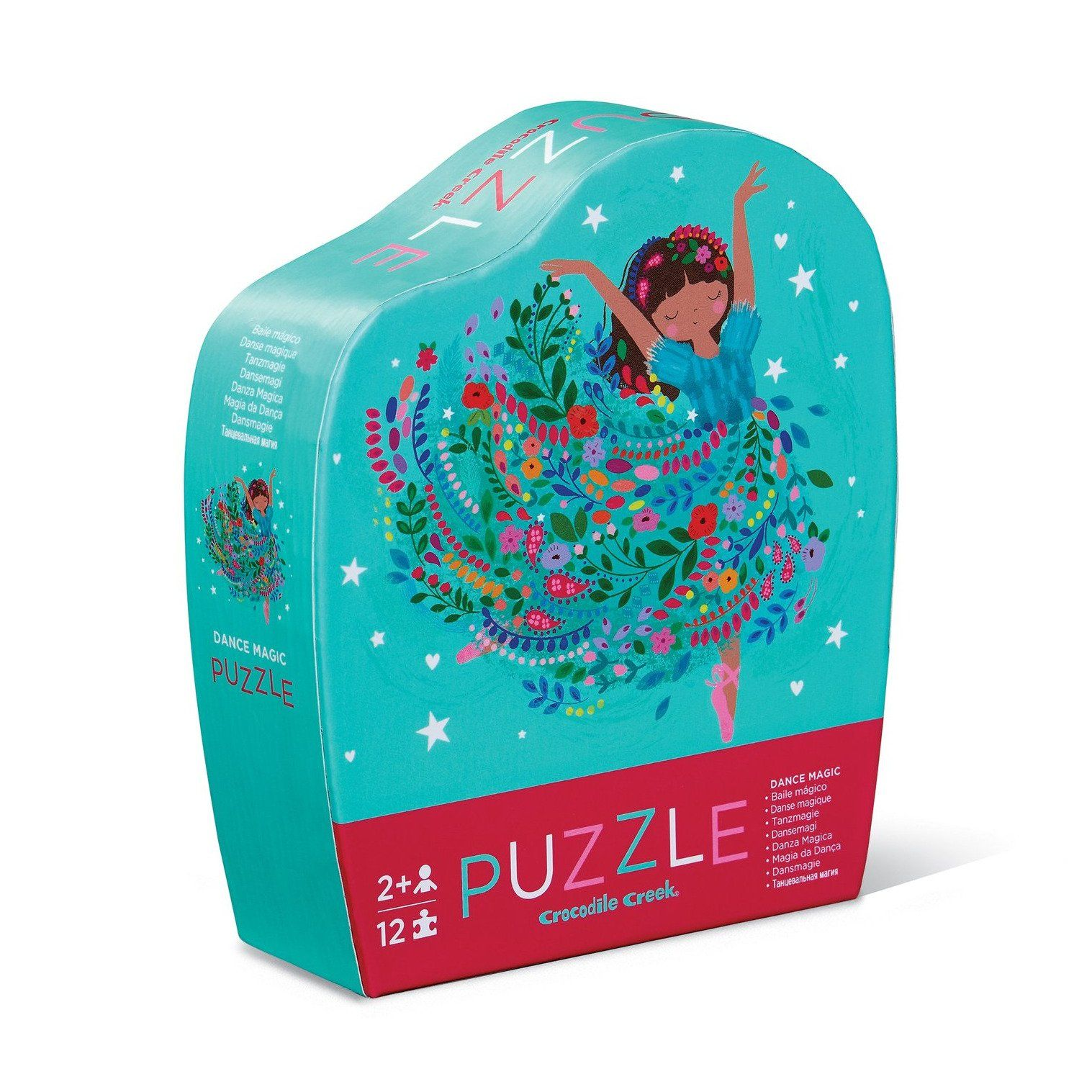 Dance Magic Puzzle (12 Pieces)