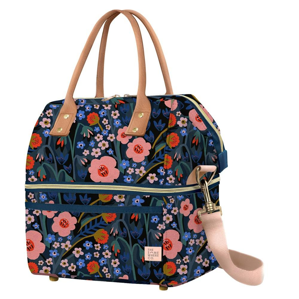 Secret Garden Cooler Bag