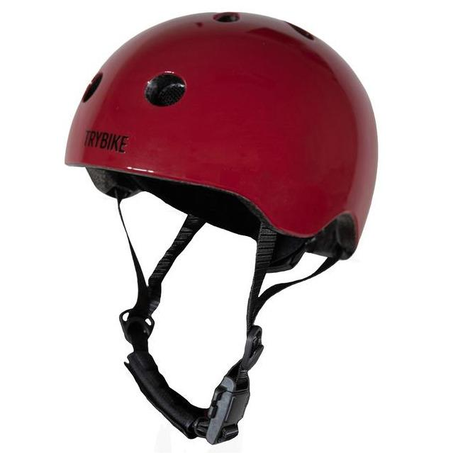 Vintage Red Helmet