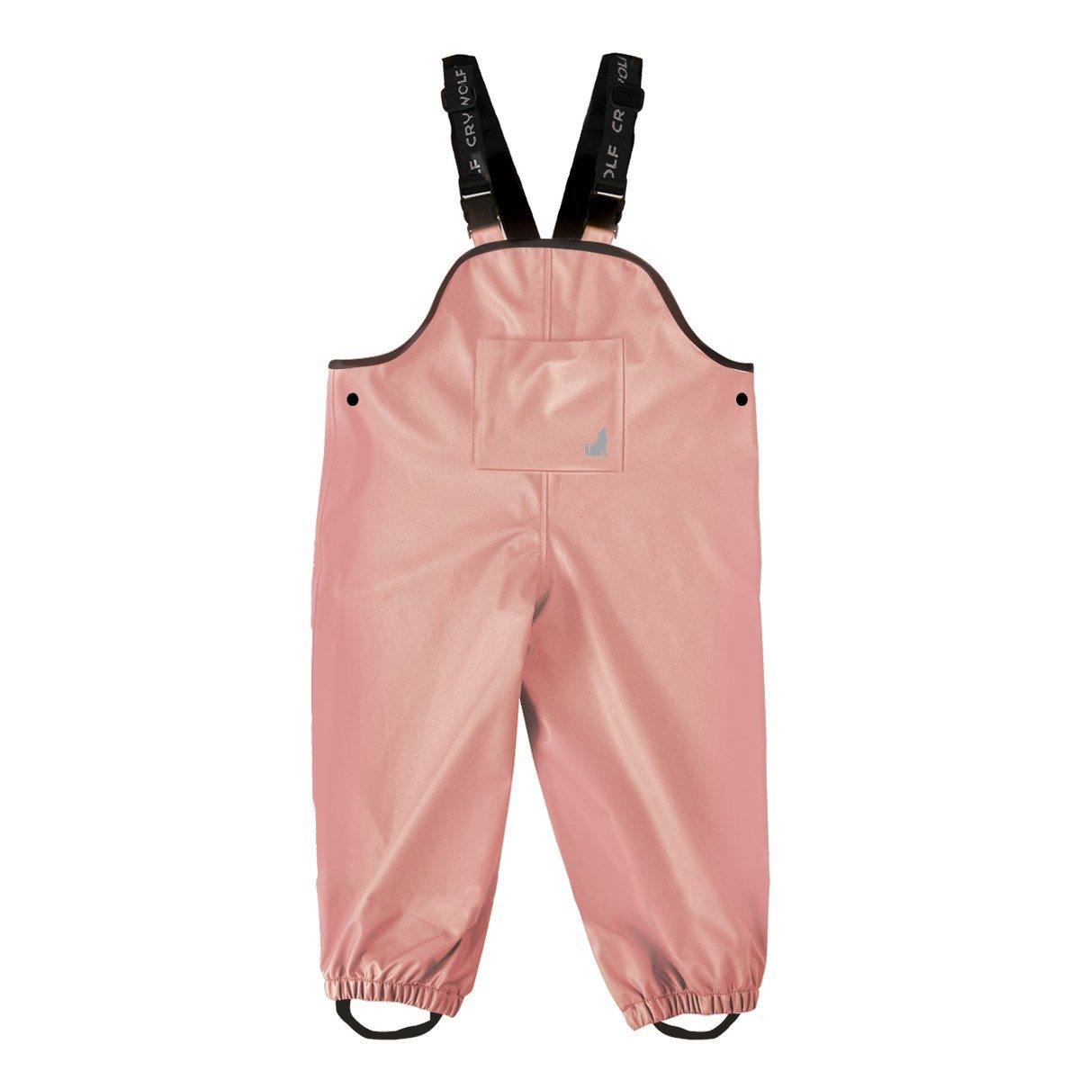 Rain Overalls (Dusty Rose)