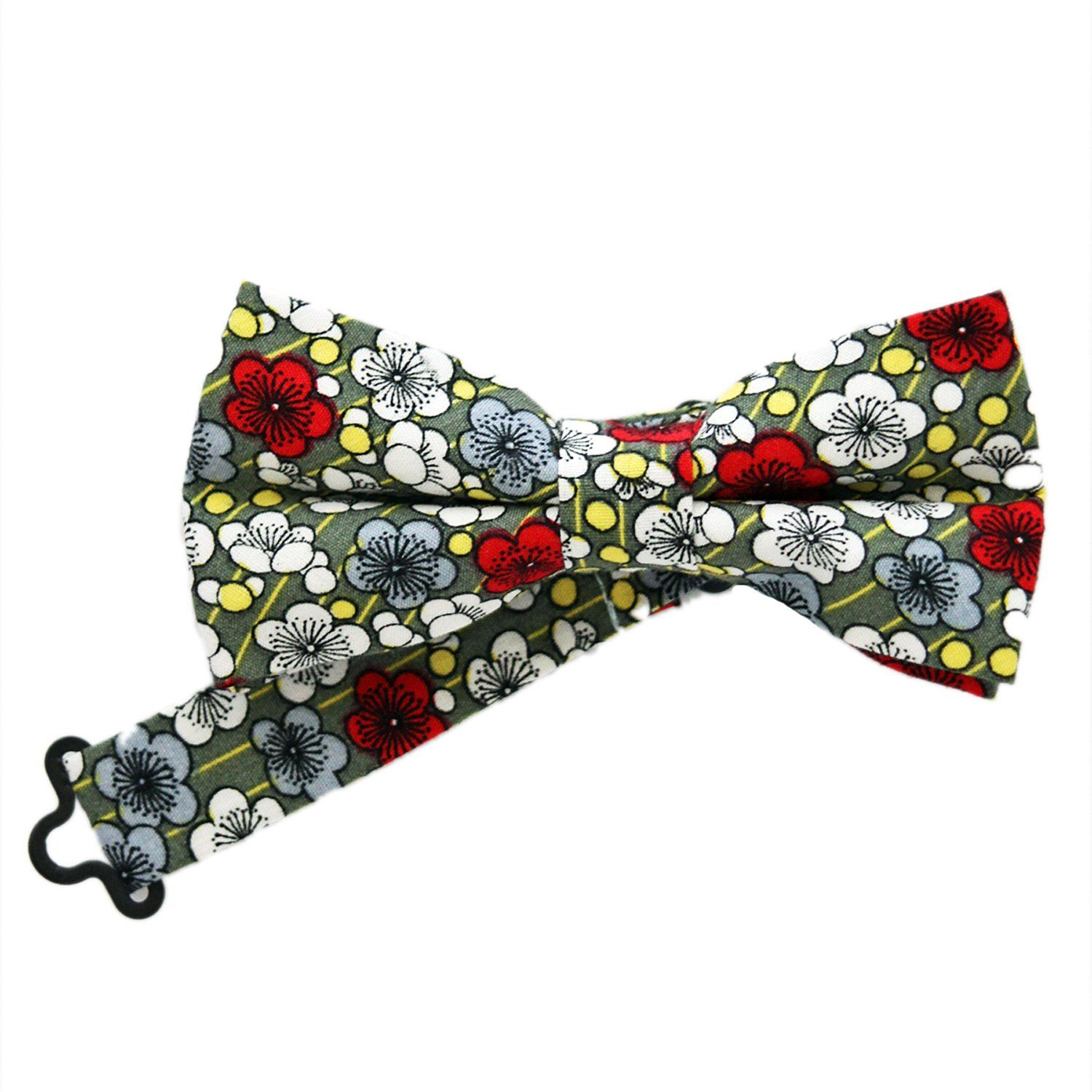 Flower Power Bow Tie