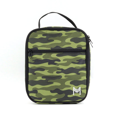 Insulated Lunch Bag (Camo)