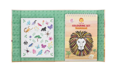 Colouring Set (Animal All Stars)