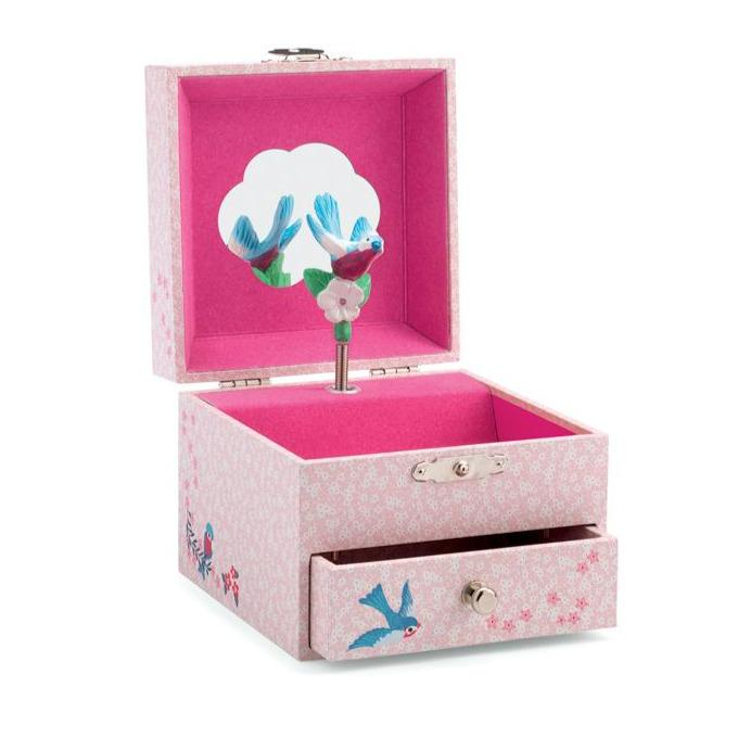 Chaffinchs Melody Music Box
